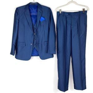 Bocaccio Uomo 3 piece suit